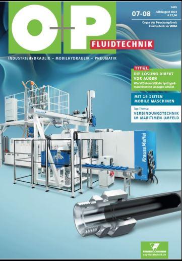 O+P Fluidtechnik 1-2/2019